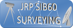 Logotipo do JRP SIB60 Surveying