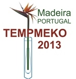 Logotipo do TEMPMEKO 2013
